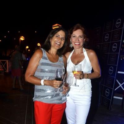Susana Verme y Maria Albina Olaechea.