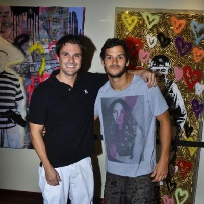 Alonso Vega y Jose de Aliaga.
