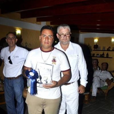 Andres Correa y Jose Luis Chirinos.