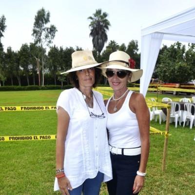 Beatriz Salgado y Ana Maria Rosell.