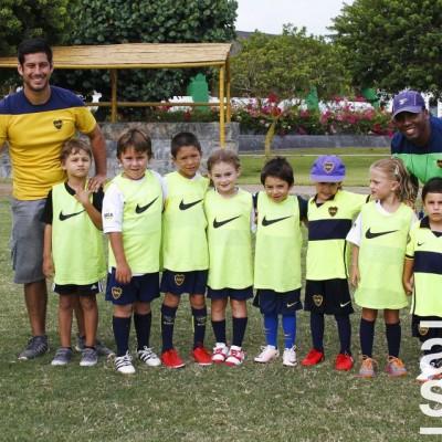 Categoría 2013-12-11 Boca Juniors Cayma.