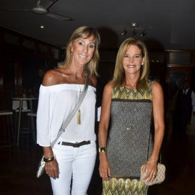 Gabriela Porcari y Susy Romero.