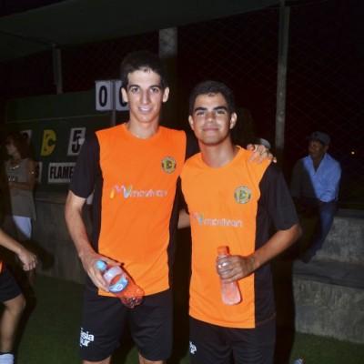 Juan Diego Vidaurrazaga y Francesco Giuffra.