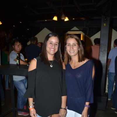 Lorena y Antonella Tassara.