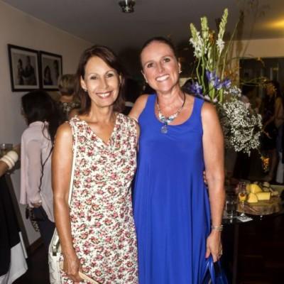 Mariela Landi y Patty Ciriani.