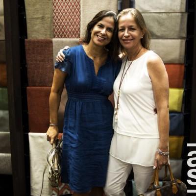 Sarita Montoya y Marcela Parodi.