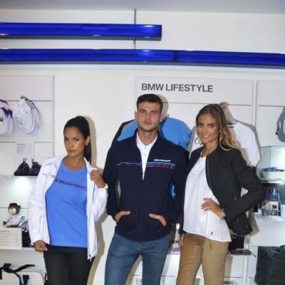 Ximena Montenegro, Alexander Kobsar y Anabel Vera.