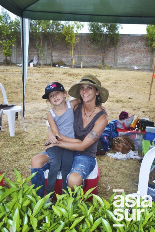 Zoe Mac Kay y Maria Noel Galimberti.