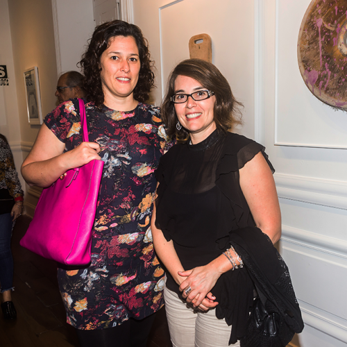 Ines Campos y Gabriela Freyre
