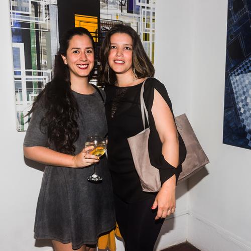 Juana Ugaz y Sissi Hamann