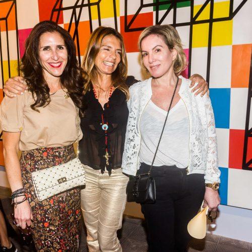 Ana Vega Soyer, Musi Indacochea y Iliana Lolas