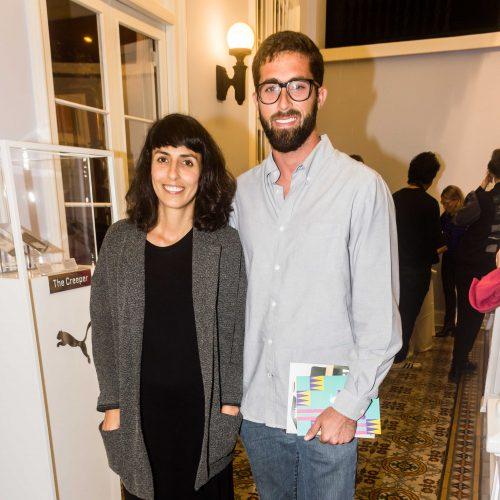 Camila Rodrigo y Santiago Eguren