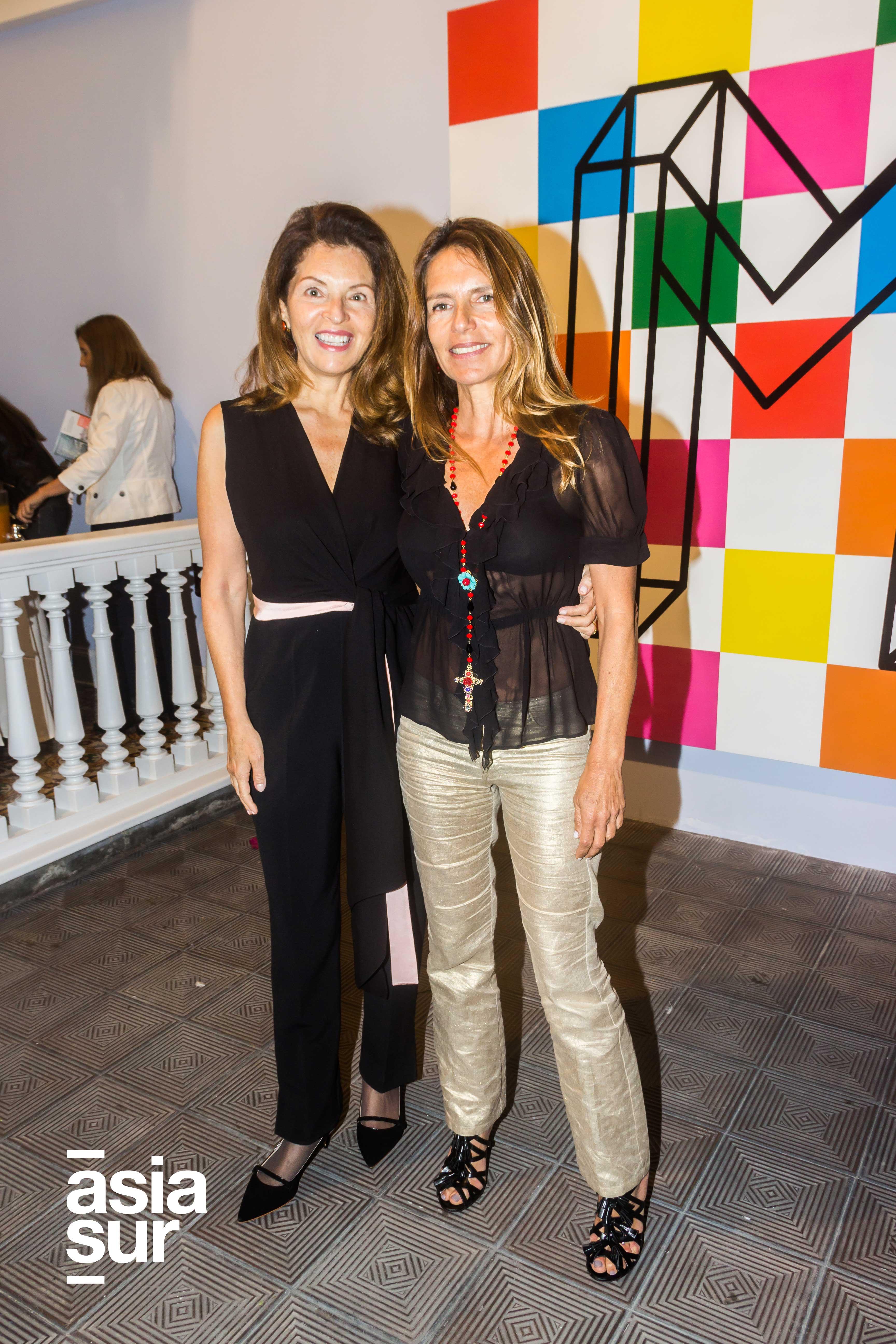 Marcela Ganoza y Muse Indacochea